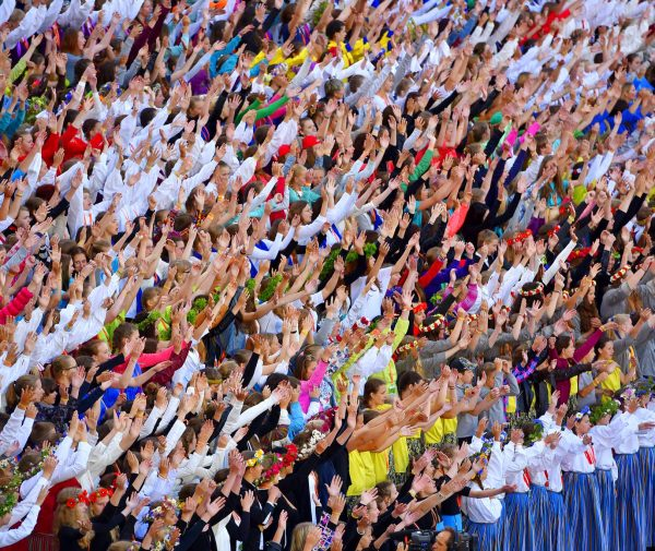 XII Latvian School Youth Song and Dance Celebration are moved to the summer of 2021