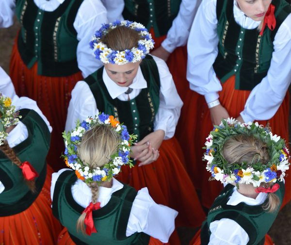 From March 13 to April 14, competitions, joint rehearsals and other events of the 12th Latvian School Youth Song and Dance Celebration will be discontinued